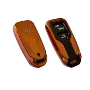 Smart Key Remote Cover Honda PCX 160 Copper