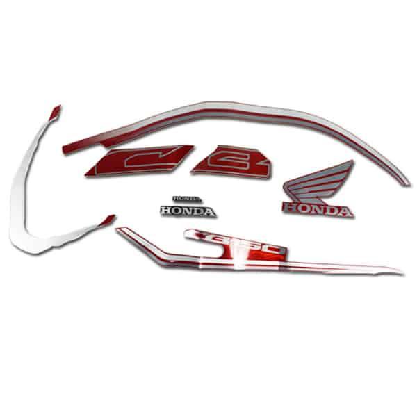 STRIPE SET CW L RED 871X0K18960ZBL