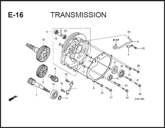 E-16Transmission