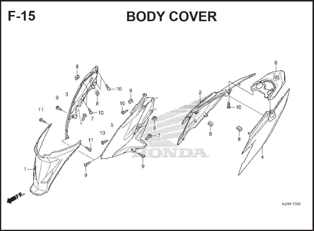 F-15 Body Cover