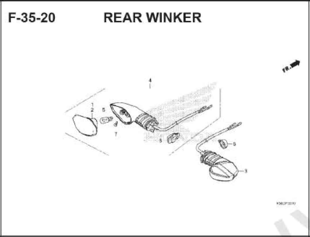 F-35-20 Rear Winker