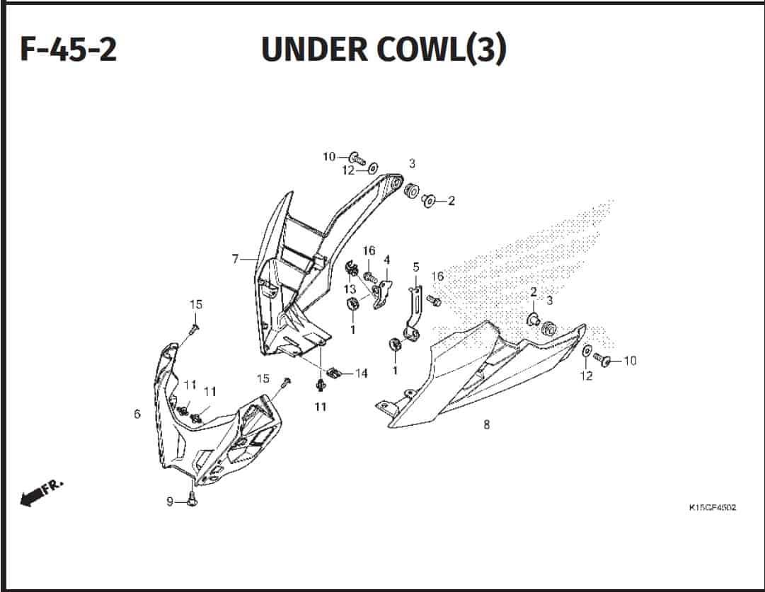 F-45-2 Under Cowl (3)