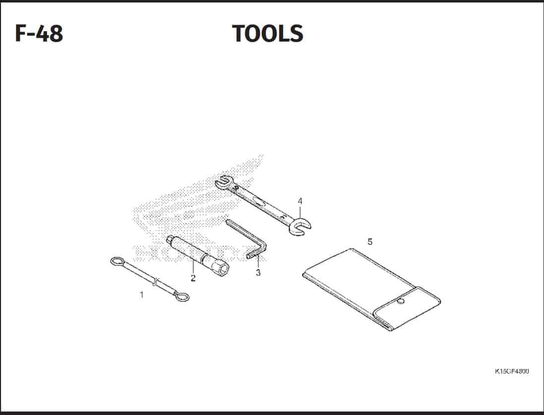 F-48 Tools