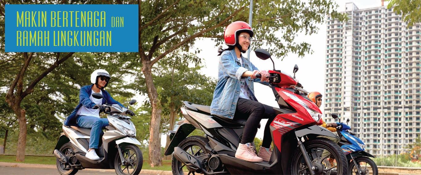 Honda New BeAT Series