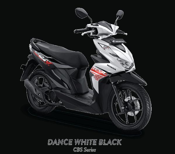 Dance White Black