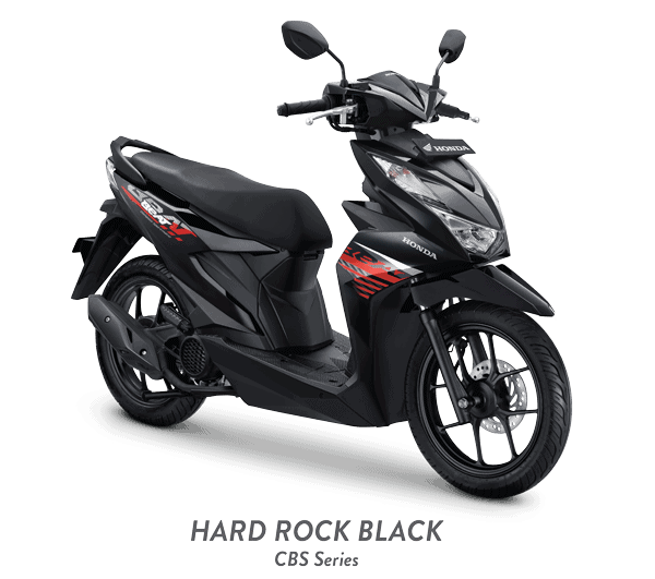 Hard Rock Black
