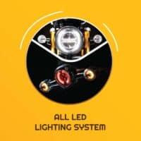All Led Lighting System