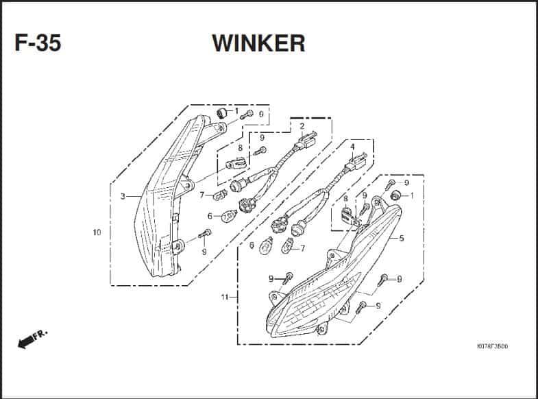 F-35 WINKER