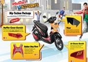 Aksesoris Resmi Honda BeAT FI