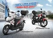 Aksesoris Resmi Honda Givi Box