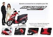 Aksesoris Resmi Honda Spacy