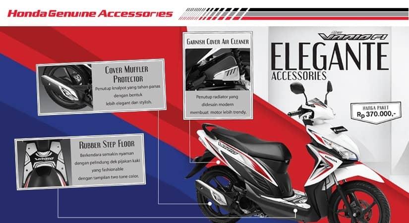Aksesoris Resmi Honda Vario FI