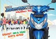 Brosur Motor Honda BeAT