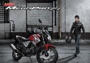 Brosur Motor Honda New Mega Pro