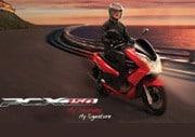 Brosur Motor Honda PCX