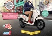 Brosur Motor Honda Scoopy