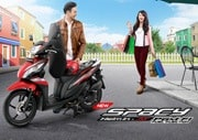 Brosur Motor Honda Spacy