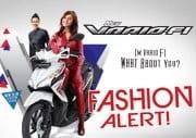 Brosur Motor Honda Vario CW 110 FI