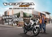 Brosur Motor Honda Verza 150