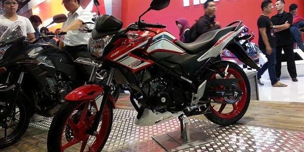 Edisi Special Honda CB150R StreetFire