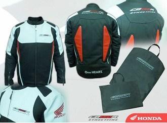 Gambar Jaket Exclusive Honda CB150R StreetFire Feb - Maret 2013