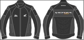 Gambar Jaket Exclusive Honda Verza 150 Feb - Maret 2013