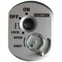 Gambar Secure Key Shutter Yang Digunakan Pada Motor Honda Saat Ini