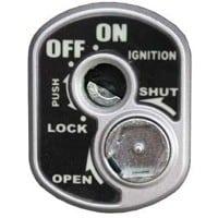 Gambar Secure Key Shutter Yang Menggunakan Tombol Otomatis