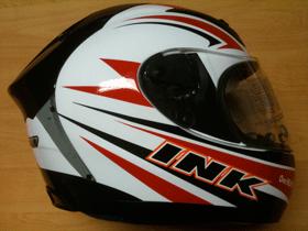 Promo Helm New Mega Pro Tampak Kanan