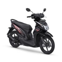 Honda BeAT FI CW Hard Rock Black