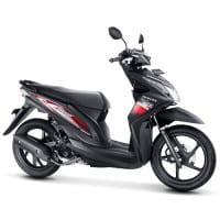 Honda BeAT FI Hard Rock Black