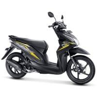 Honda BeAT FI Power Black