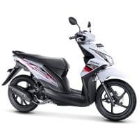 Honda BeAT FI Techno White