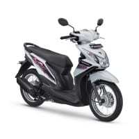 Honda BeAT FI STD Techno White