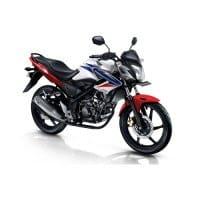 Honda CB150R StreetFire Red White Blue