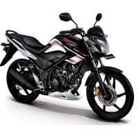 Honda CB150R StreetFire Special Edition Racing Black