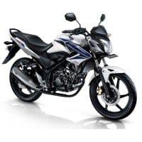 Honda CB150R StreetFire White Blue
