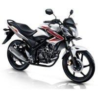 Honda CB150R StreetFire White Red