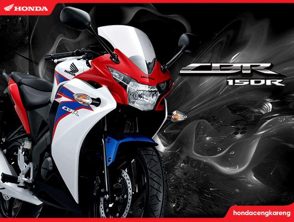 Honda CBR 150R Launching di Indonesia