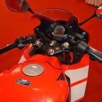 Honda CBR 150R Red Combined-Digital Panel Meter