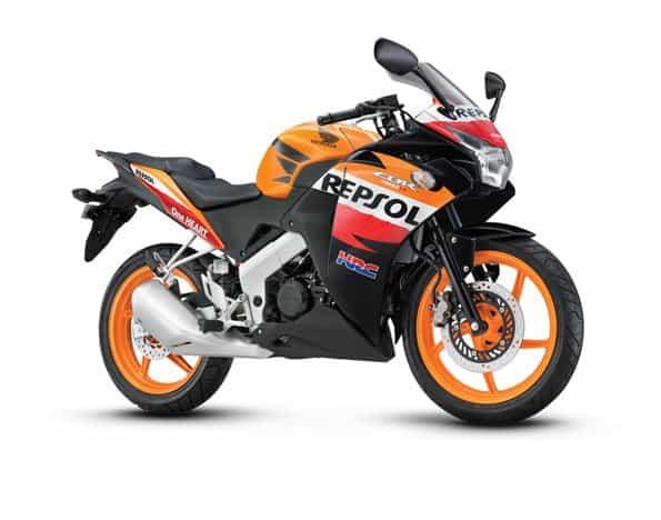 Honda CBR 150 R Repsol