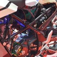 Honda CBR 150R Truss Frame