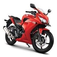 Honda CBR 250R Merah