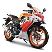 Honda CBR 250R Repsol
