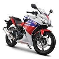 Honda CBR 250R Tricolor