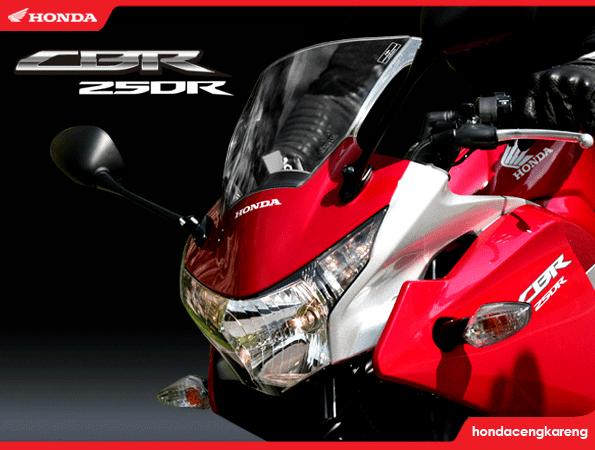 Honda CBR 250R sudah bisa dipesan