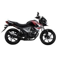 Honda New Mega Pro FI Black