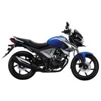 Honda New Mega Pro FI Blue