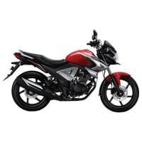 Honda New Mega Pro FI Red