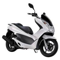 Honda PCX 150 Glamour White